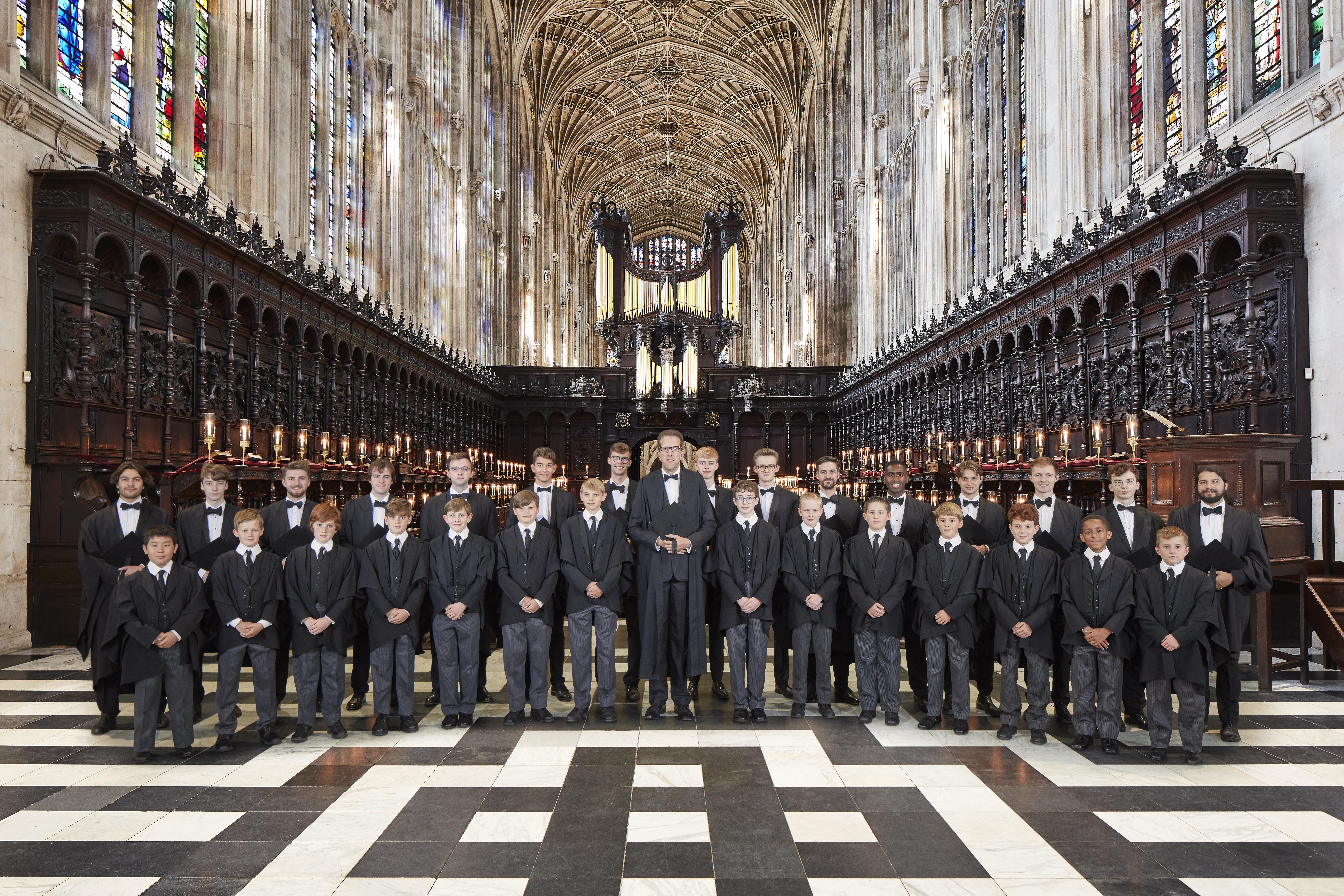 Artist - Choir of King's College, Cambridge