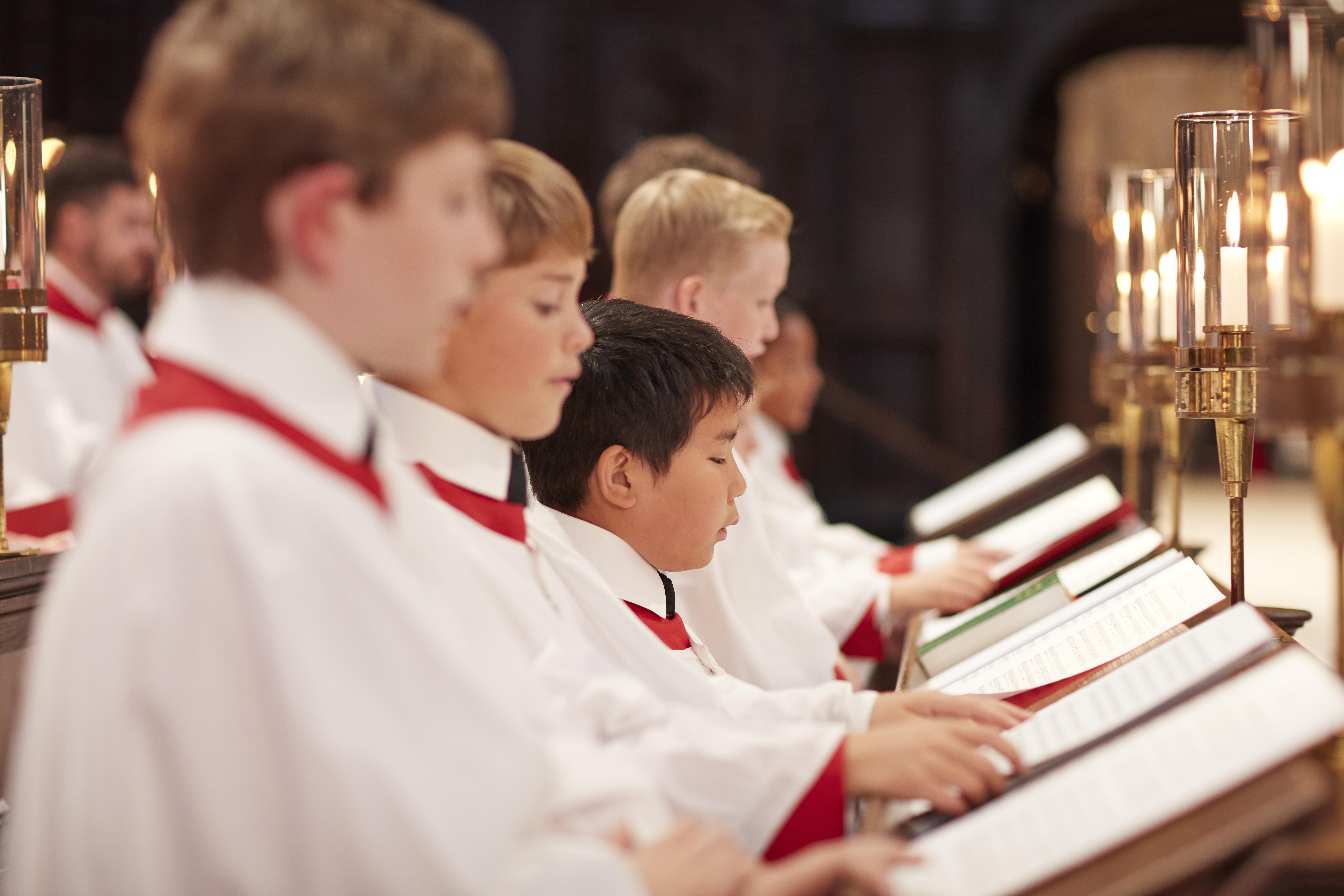 Artist Choir Of King S College Cambridge